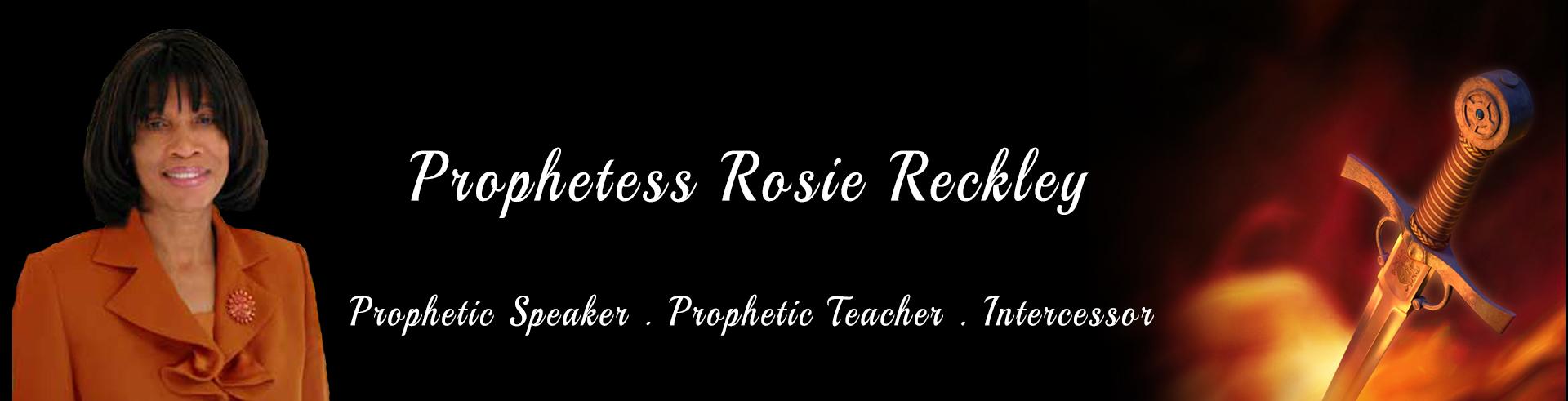 2013 Prophetic Word